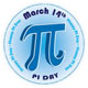 PI Day Sticker